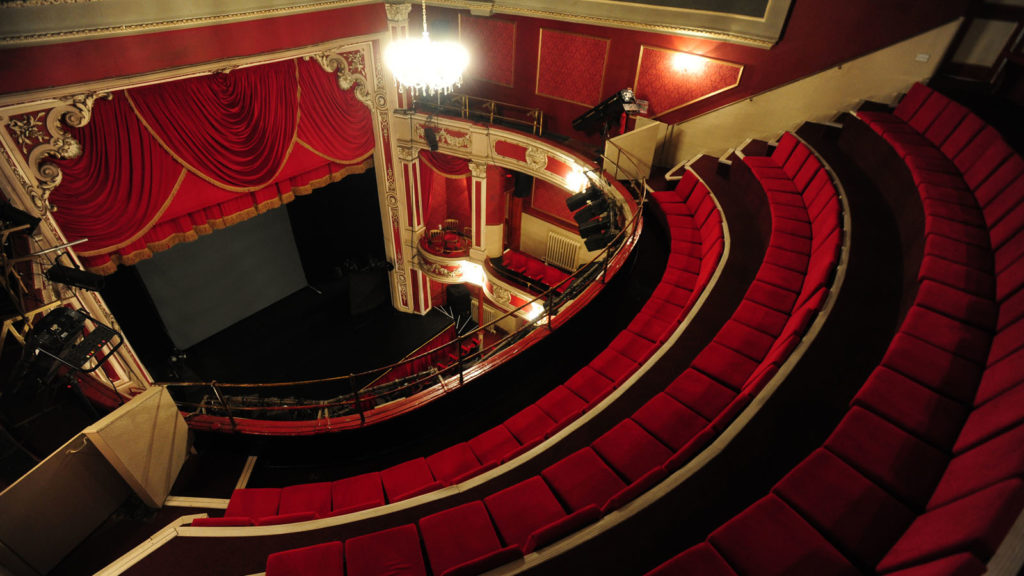 The New Theatre Royal, Lincoln
